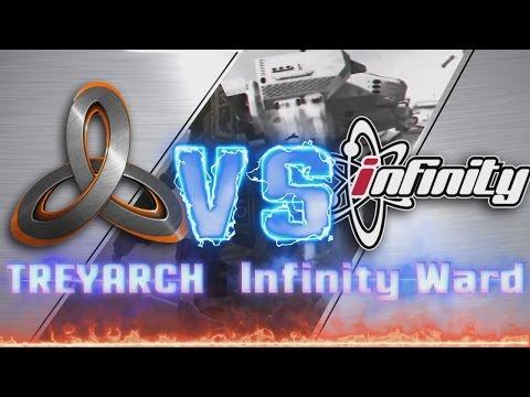 TREYARCH VS. INFINITY WARD