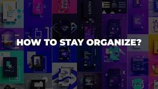 How I Stay Organized & Plan My Creative Projects!
