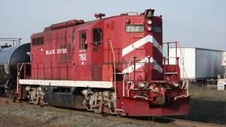Black River GP9 752 Working Hillsborough NJ