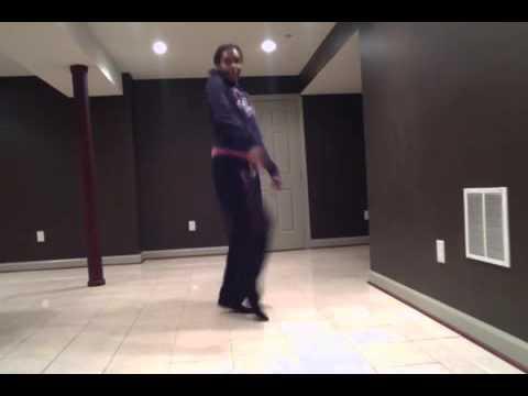 prince choreo