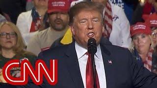 CNN gets rare look into Trump's re-election campaign
