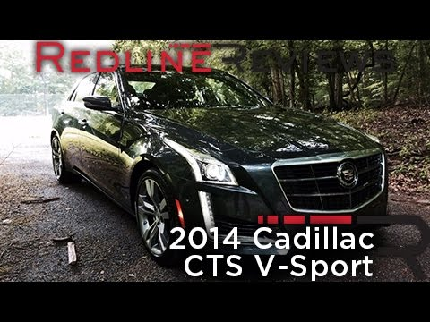 2014 Cadillac CTS V-Sport – Redline: Review