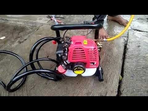 Portable Power Sprayer 4 Stroke