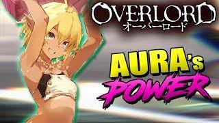 Shalltear Bloodfallen  - (Overlord) - How Strong Is Aura?   OVERLORD Aura's Hidden Powers & Guerilla Build Explained