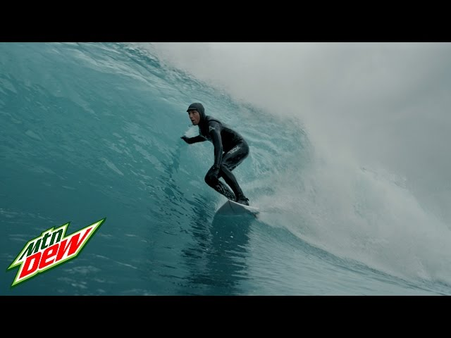 Do The DEW   Arctic Surf   Mountain Dew