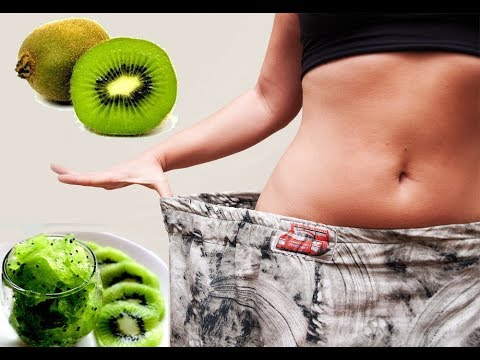 ★КИВИ для похудения. Очистит организм, сожжет ЛИШНИЙ ЖИР. Минус 2 кг за 1 день.