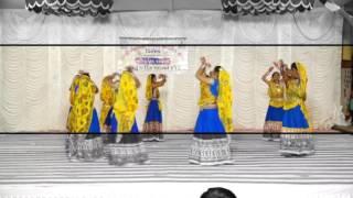 Mhari Ghoomar Che Nakhrali Rajasthani songs dance by students
