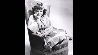 Judy Garland...All God's Chillun Got Rhythm (Alternate Take)