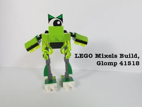 Vidéo LEGO Mixels 41518 : Glomp