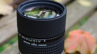 Lens Review: Nikon 135mm f/2 DC (Defocus Control)