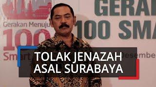 Tolak Jenazah asal Surabaya karena Takut Covid-19, Walkot Solo: Enak Saja, Dari Sana Dimasukin Sini