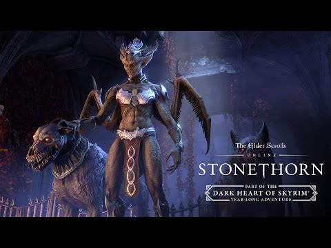 The Elder Scrolls Online: Stonethorn Gameplay Trailer