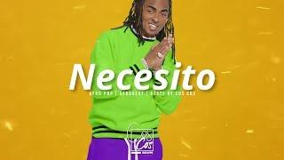 Afro Pop | Reggaeton Instrumental 2019 | Necesito | Beats By COS COS **SOLD