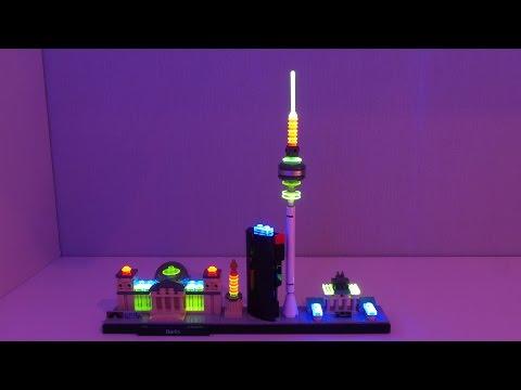 Vidéo LEGO Architecture 21027 : Berlin