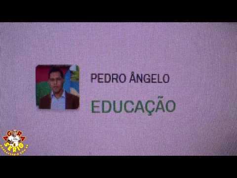 Pedro Ângelo é Secretário de Educação na Cidade de Embu das Artes