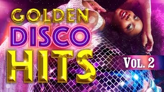 Golden Disco Mix - Viva Disco The Best Mix of 80/90 - Vol.2 (Various Artists)