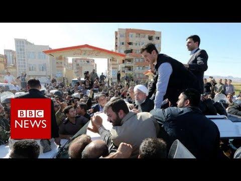 Iran-Iraq border earthquake: Death Toll Rises to 450 - BBC News