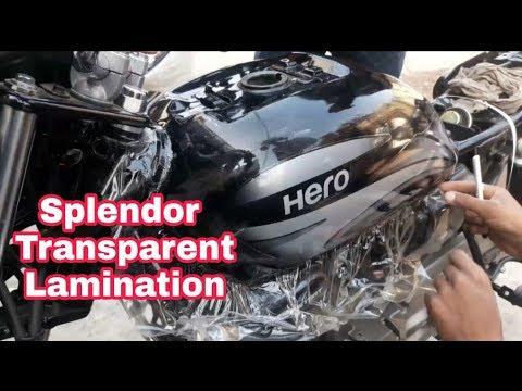 splendor transparent lamination | transparent lamination