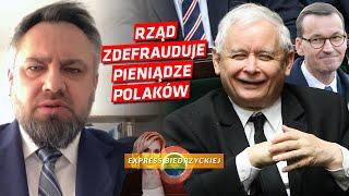 """""""Rząd ZDEFRAUDUJE pieniądze POLAKÓW!"""" Poseł od Hołowni OSTRO o planach RZĄDU!"""