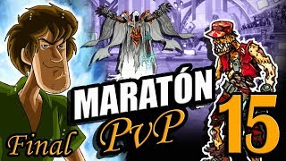Final Batallas de Maratón PVP #15 - Mutants Genetic Gladiators