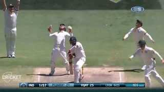 Highlights of day five, first Test