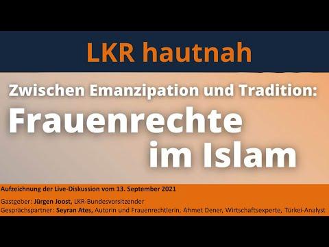 LKR hautnah: Frauenrechte im Islam
