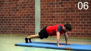 Stabilisationstraining (14 Übungen zum Mitmachen)