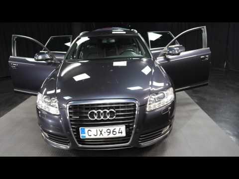Audi A6 Avant 3,0 V6 TDI DPF quattro tiptronic, Farmari, Automaatti, Diesel, Neliveto, CJX-964