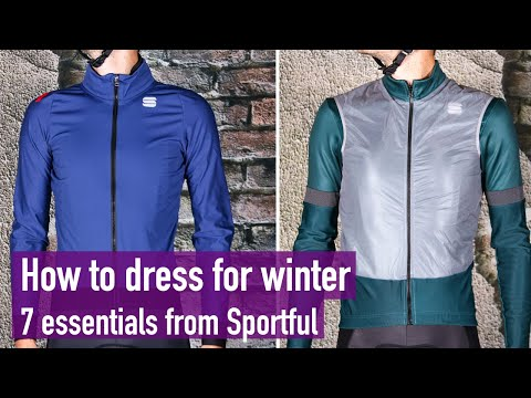 How to dress for winter - 7 essentials from Sportful