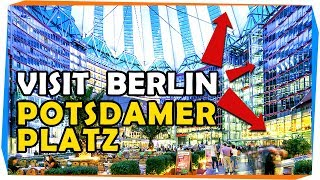 Visit Berlin: Potsdamer Platz | GoOn Berlin