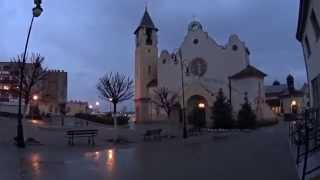 preview picture of video 'Kościół Miłosierdzia Bożego, Os. Piastów Śl. GŁOGÓW'