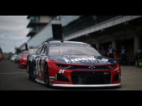 Byron eyes Indy pole to complete crown jewel sweep   NASCAR in Indianapolis