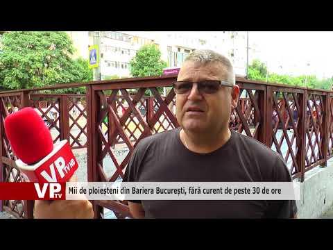Mii de ploieșteni din Bariera București, fără curent de peste 30 de ore
