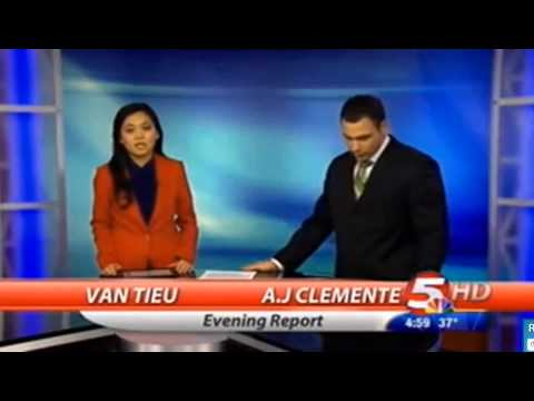 News anchor makes worst debut of all time