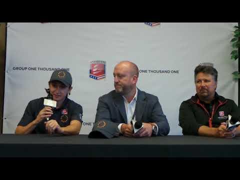 Andretti Autosport announces Zach Veach