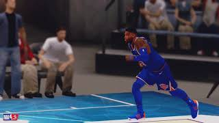 NBA2K14 2019- | ALL STAR GAME | DUNK CONTEST 2019 [Mackubex]