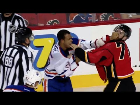 Hunter Smith vs. Darnell Nurse