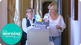 Cleaning Hacks: Tips From Five-Star Hotels | This Morning
