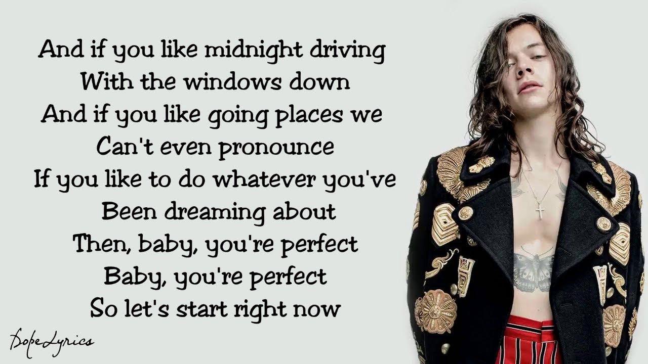 Fastest Perfect Lyrics One Direction Download