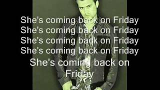 daniel bedingfield-Friday