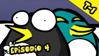 Vete a la Versh - T1, E4: Pingüinos