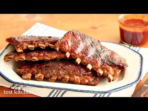 Brine-Boiled Pork Ribs – From the Test Kitchen