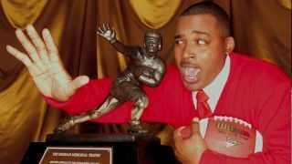 """Vote for """"My Heisman"""" - Andre Ware"""
