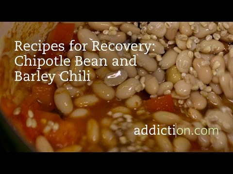 Recipes for Recovery: Chipotle, Bean & Barley Chili