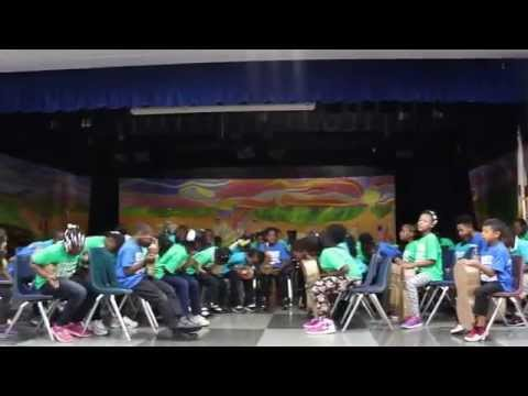 Miami Music Project Little Haiti Paper Orchestra Graduation