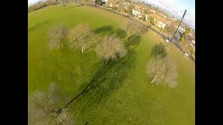 Fpv freestyle with 3 inch. Tunning in progress. enjoy