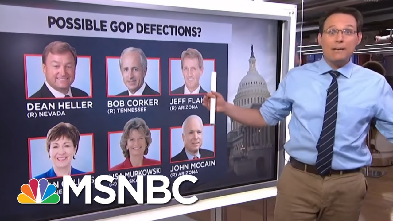 How The Open Supreme Court Seat Will Move The Midterms   MTP Daily   MSNBC thumbnail
