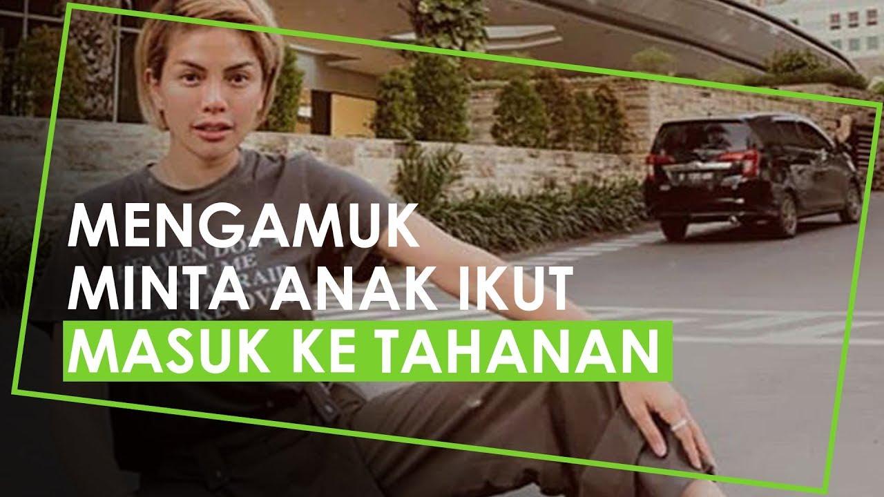 Youtube Nikita Mirzani Panik Di Bali