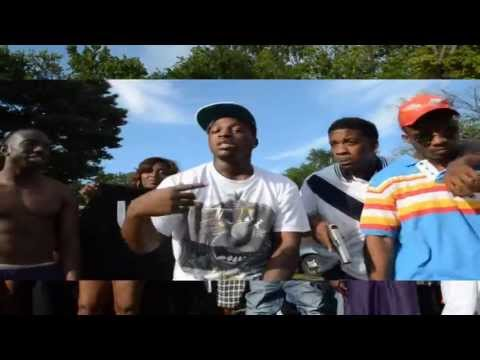 BLU3 DA GENERAL F/ YUNG TRIGG - GO HARD (official video)