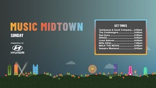 Music Midtown – Day 2 Presented by Hyundai